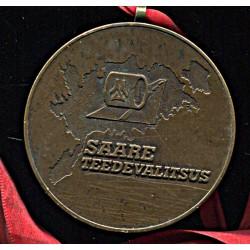 Saare Teedevalitsus medal