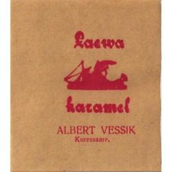 Albert Vessiku kommipaber,...