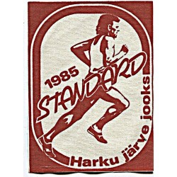 Eesti riidest embleem Harku...