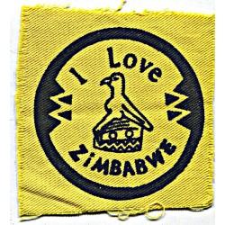 Riidest embleem I love...