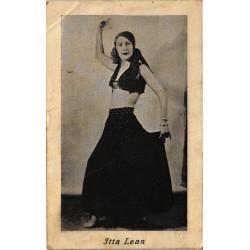 Tantsija Itta Lean, enne 1940