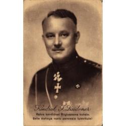 Kindral Johannes Laidoner,...