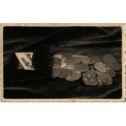 Eesti mündid rahakotiga,...