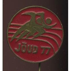Eesti:Spordimärk JÕUD, 1977