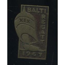 Spordimärk XIX Balti regatt...