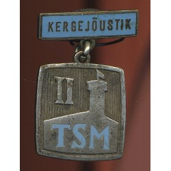 Spordimärk II TSM,...