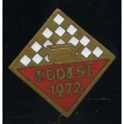 Male märk, Tootsi 1972
