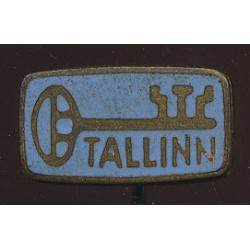 Tallinn, võti, sinine email