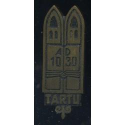 Tartu, Anno Domini 1030