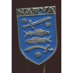 Narva vapp