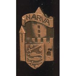 Narva kindlus ja vapp