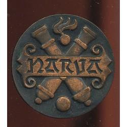 Narva märk, risti kahurid
