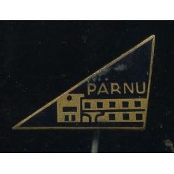 Pärnu maja, must email