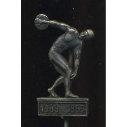 Spordimärk 1909-1959