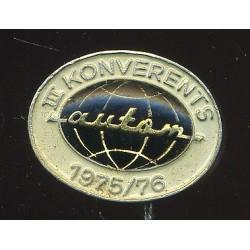Automi III konverents 1975/76