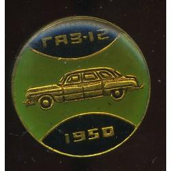 Sõiduauto GAZ-12, 1950