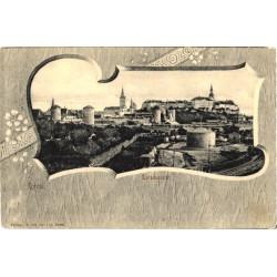 Tallinn:Üldvaade, Toompea,...
