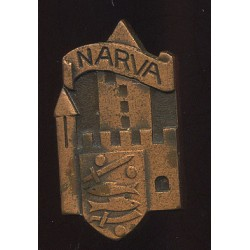 Narva vapp ja kindlus