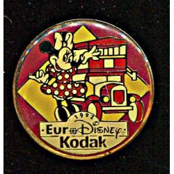 Kodak, Euro Disney, Minni Hiir