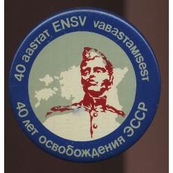 40 aastat ENSV vabastamisest