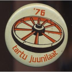 Tartu juunilaat 1976