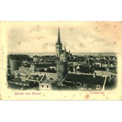 Tallinna üldvaade koos...