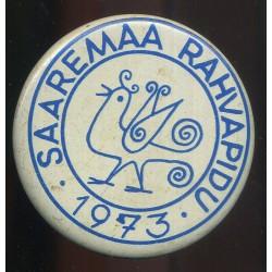 Saaremaa rahvapidu 1973