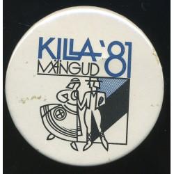 Killa mängud 1981, Estika