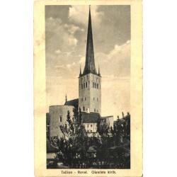 Tallinn:Oleviste kirik,...