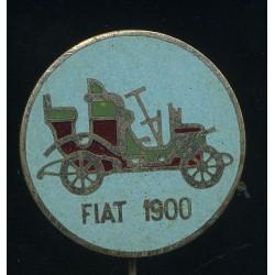 Vana auto/tõld Fiat 1900