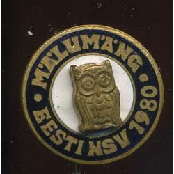 Eesti NSV mälumäng 1980
