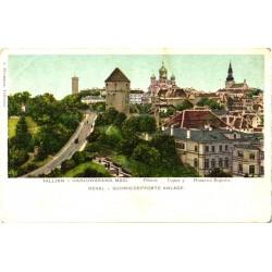 Tallinn:Harjuvärava mägi,...